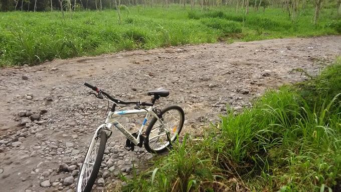 Sepeda ke merapi