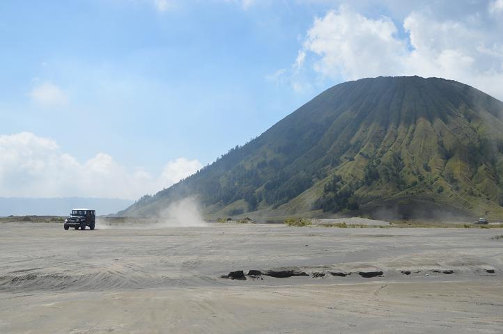 Jeep di Bromo