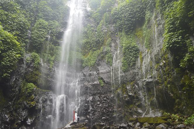 Curug Lawu di lereng Gunung Ungaran | Foto Asmarainjogja.id, Asmara Dewo
